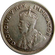 1 Shilling - George V (1 Shilling 1 ) – obverse