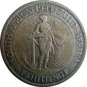 1 Shilling - George V (1 Shilling 1 ) – reverse