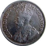 1 Shilling - George V (Zuid Afrika) – obverse