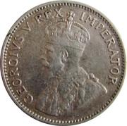 1 Shilling - George V (Suid Afrika) – obverse