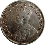 2½ Shillings - George V (2½ Shillings 2½) – obverse
