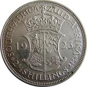 2½ Shillings - George V (2½ Shillings 2½) – reverse