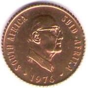 ½ Cent (Jacobus Johannes Fouché) – obverse