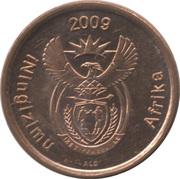 5 Cents (Zulu Legend - iNingizimu Afrika) -  obverse