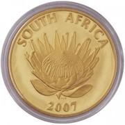 25 Rand (FW de Klerk and NR Mandela) – obverse