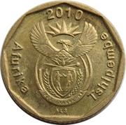 10 Cents (Venda Legend - Afurika Tshipembe) -  obverse