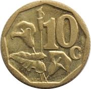 10 Cents (Venda Legend - Afurika Tshipembe) -  reverse