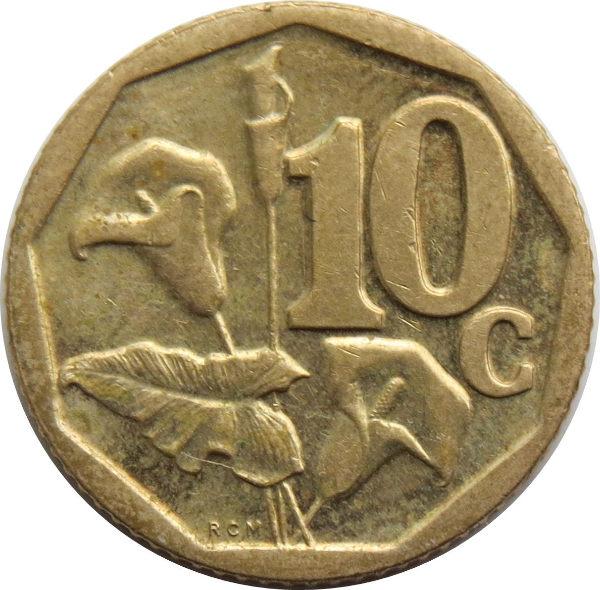 10 Cents (Venda Legend - Afurika Tshipembe) - South Africa ...