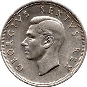 5 Shillings - George VI (5S) – obverse