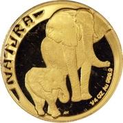 ¼ Ounce (Natura - Elephant) -  reverse