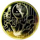 5 Rand (Yellow wine cup - colourized) – obverse
