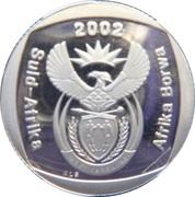 1 Rand (Suid-Afrika - Afrika Borwa) -  obverse