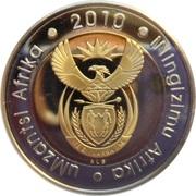 5 Rand (uMzantsi Afrika - iNingizimu Afrika) – obverse