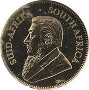 1/50 Ounce Krugerrand – obverse