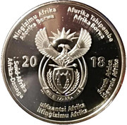 50 Rand (Nelson Mandela - As a young man) – obverse