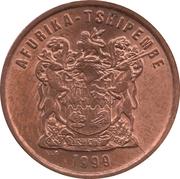 2 Cents (Venda Legend - AFURIKA-TSHIPEMBE) -  obverse