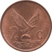 2 Cents (Venda Legend - AFURIKA-TSHIPEMBE) -  reverse