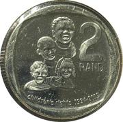 2 Rand (Children's Rights) – reverse