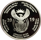50 Rand (25 Years of Constitutional Democracy) – obverse