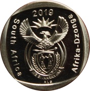 2 Rand (Freedom of Movement and Residence) – obverse