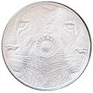 5 Rand (The Big Five - Lion) – obverse