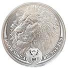 5 Rand (The Big Five - Lion) – reverse