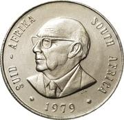 1 Rand (Nicolaas J. Diederichs) – obverse