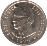 10 Cents (Nicolaas J. Diederichs) -  obverse