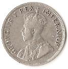3 Pence - George V (ZUID-AFRIKA 3 PENCE) – obverse