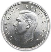 2 Shillings - George VI (2S) -  obverse