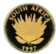 1/10 Ounce (Women of South Africa) – obverse