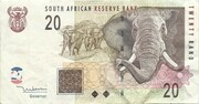 20 Rand – obverse