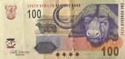 100 Rand – obverse