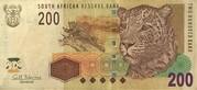 200 Rand – obverse