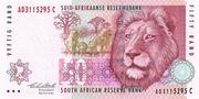 50 Rand – obverse