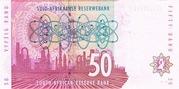50 Rand – reverse