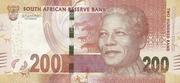 200 Rand (Mandela Birth Centenary) – obverse
