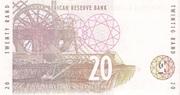 20 Rand – reverse