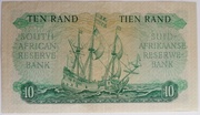 10 Rand (English - Afrikaans) – reverse