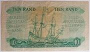 10 Rand (Afrikaans - English) – reverse