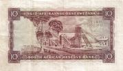 10 Pounds (Afrikaans - Englsih) – reverse