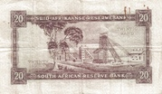 20 Rand (English - Afrikaans) – reverse