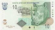 10 Rand – obverse