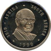 1 Rand (Pieter W. Botha) – obverse
