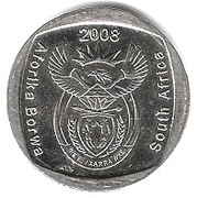2 Rand (Aforika Borwa - South Africa) -  obverse