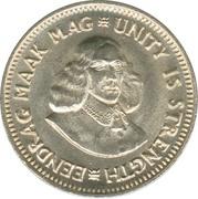 2½ Cents (1st decimal series) -  obverse