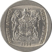 5 Rand (SOUTH AFRICA - SUID-AFRIKA) -  obverse