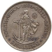 1 Shilling - George VI (Shilling) – reverse