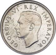2 Shillings - George VI (2 Shillings, IMPERATOR) – obverse