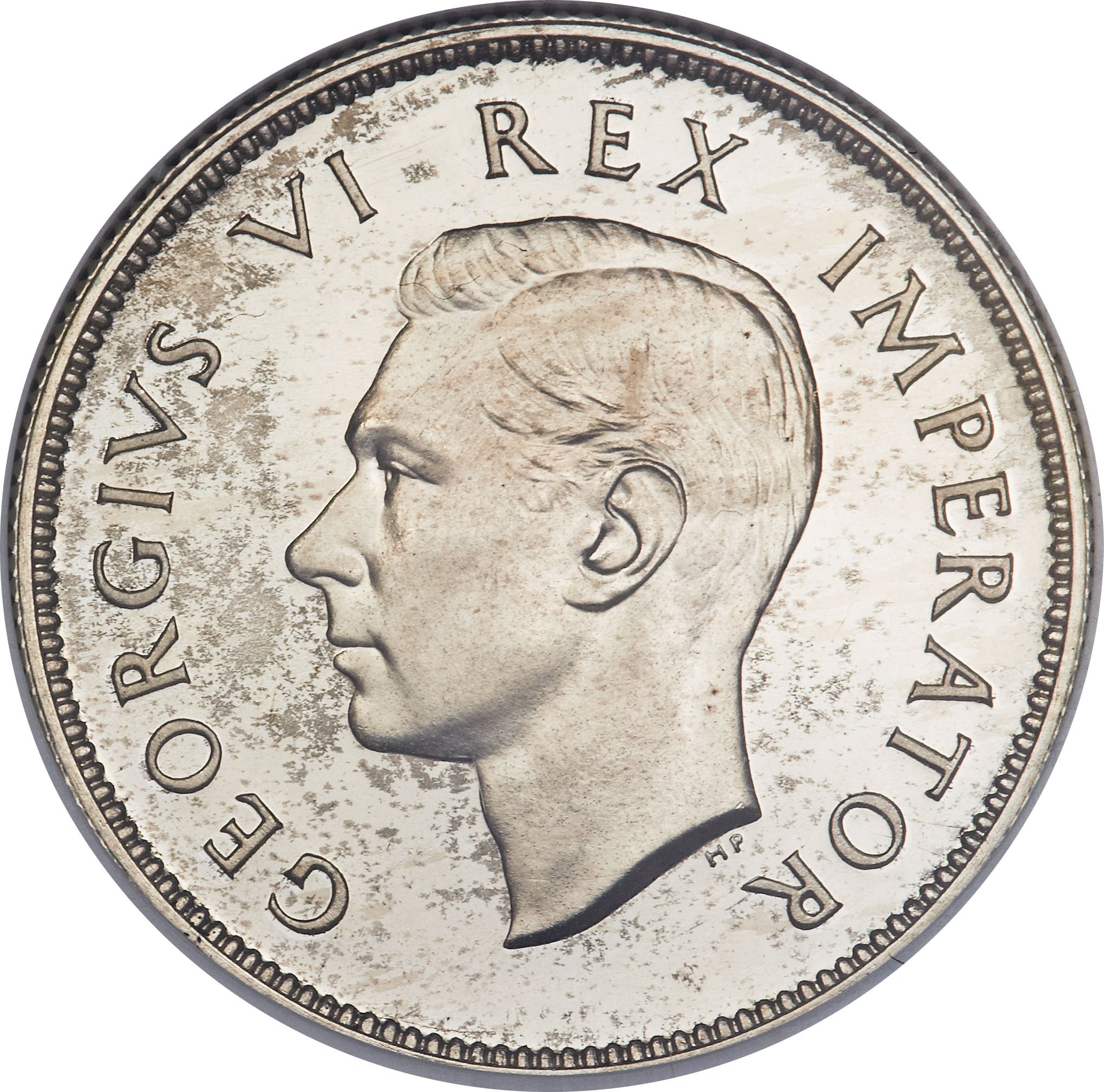 Shillings - George VI - South Africa – Numista African Designs And Patterns